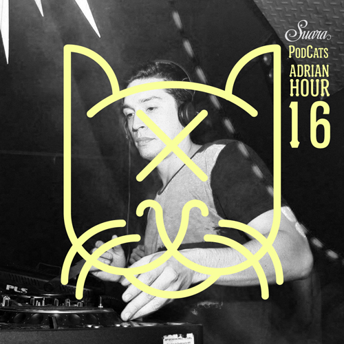[Suara PodCats 016] Adrian Hour (Studio Mix)