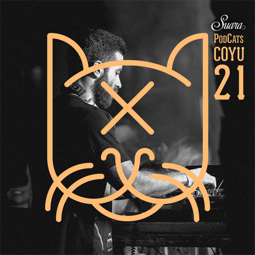 [Suara PodCats 021] Coyu @ Booom! Ibiza (Suara Opening Party)