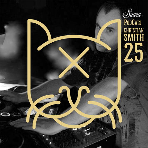 [Suara PodCats 025] Christian Smith @ 4Every1Festival (Madrid)