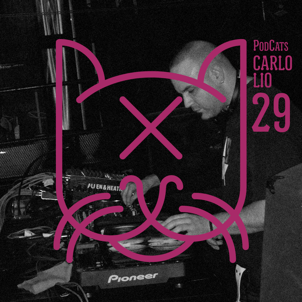 [Suara PodCats 029] Carlo Lio (Studio Mix)