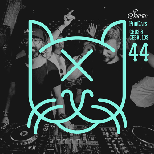 [Suara PodCats 044] Chus & Ceballos @ Output (Brooklyn)