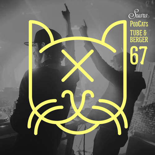 [Suara PodCats 067] Tube & Berger