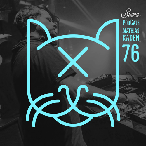 [Suara PodCats 076] Mathias Kaden