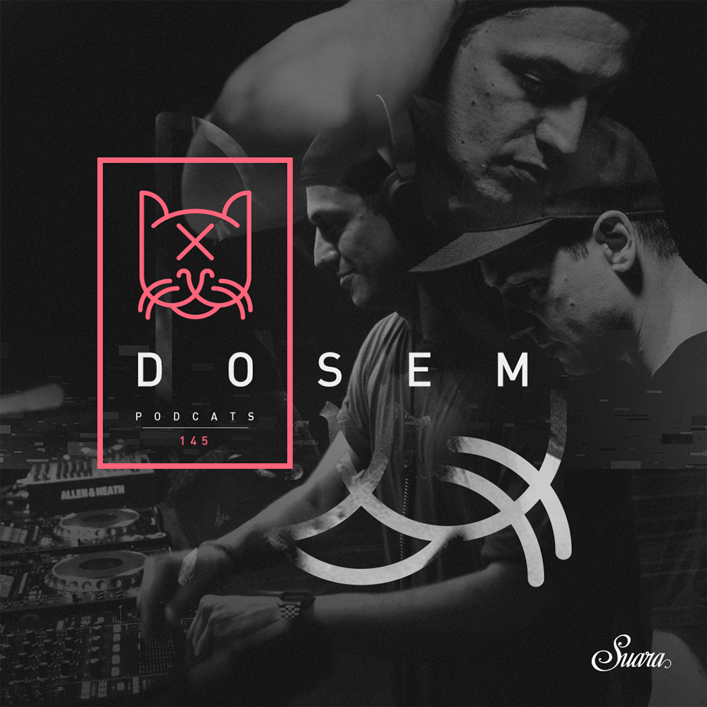 [Suara PodCats 145] Dosem @ Suara Night (Amsterdam Dance Event 2016)