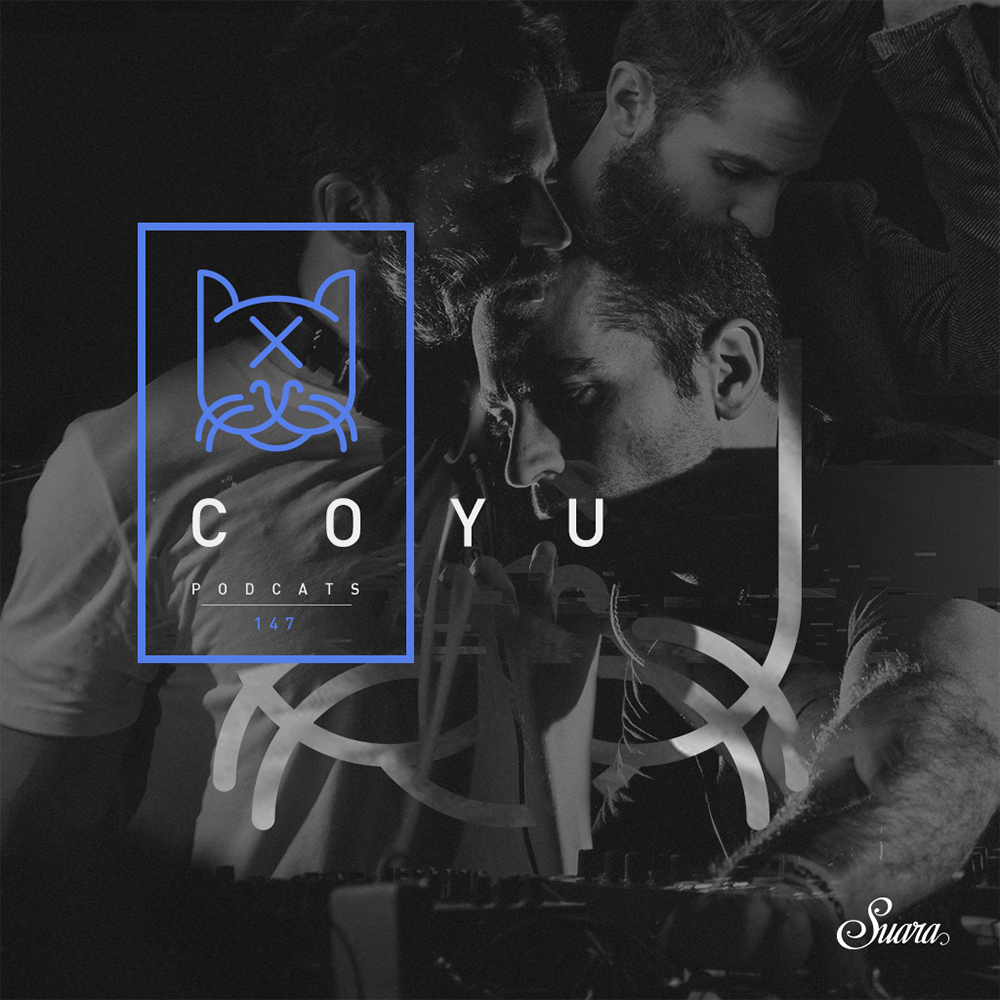 [Suara PodCats 147] Coyu @ Suara Night (Egg Club, London)