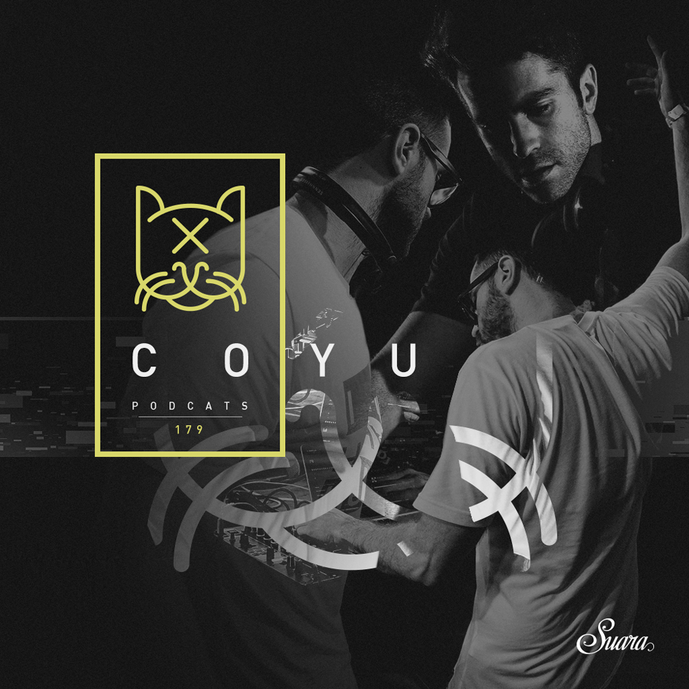 [Suara PodCats 179] Coyu @ Brunch -In The Park Barcelona