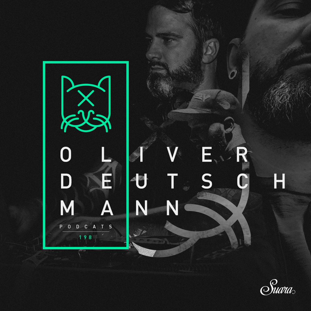 [Suara PodCats 198] Oliver Deutschmann (Studio Mix)