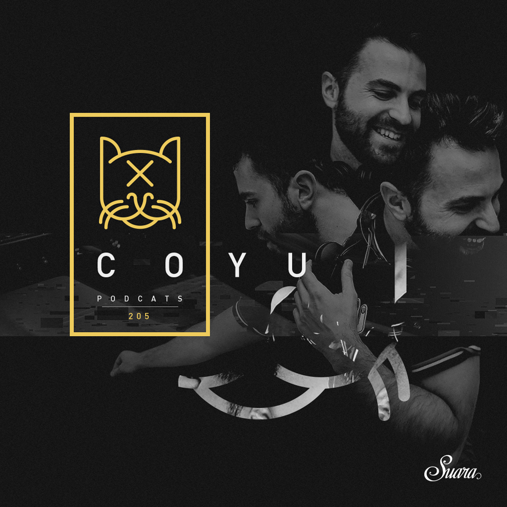 [Suara PodCats 205] Coyu @ Kingdom (Austin, Texas)