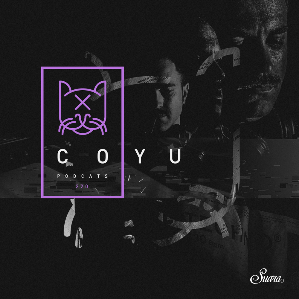 [Suara PodCats 222] Coyu @ Suara Night (Pacha Barcelona)