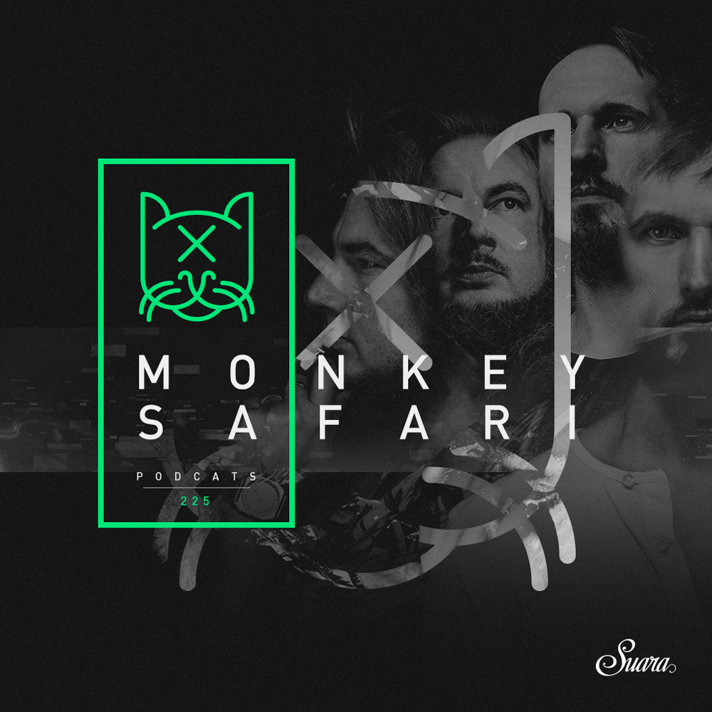 [Suara PodCats 225] Monkey Safari (Studio Mix)