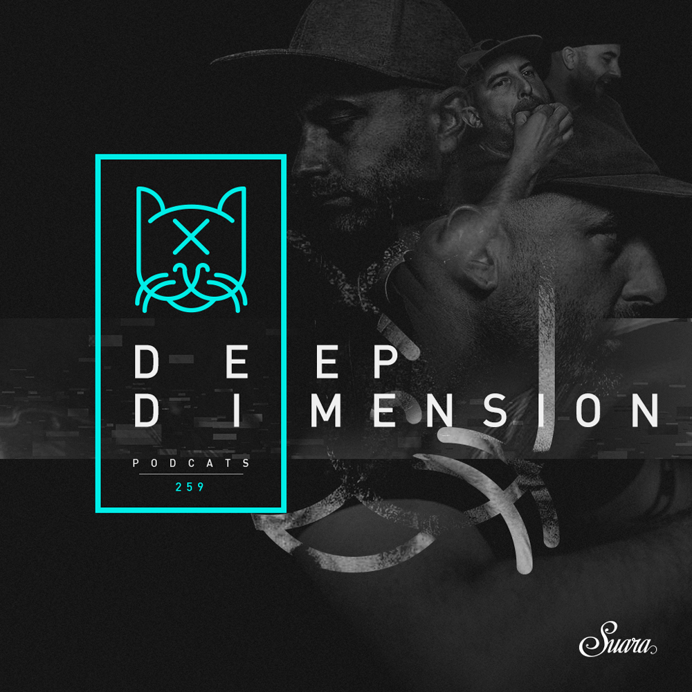[Suara PodCats 259] Deep Dimension (Studio Mix)