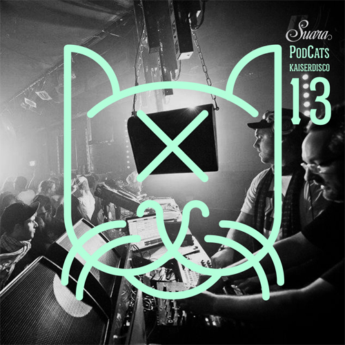 [Suara PodCats 013] Kaiserdisco @ Roxy Club (Prague)