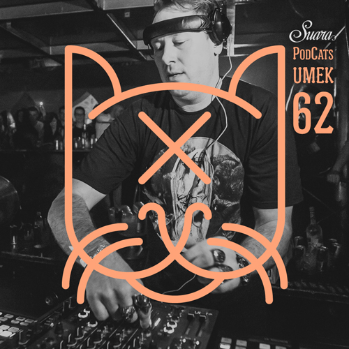 [Suara PodCats 062] Umek @ National Hotel (Miami)