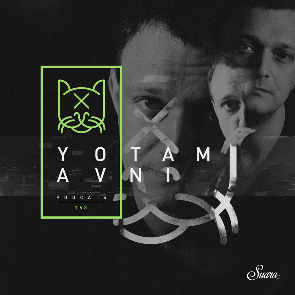 [Suara PodCats 163] Yotam Avni (Studio Mix)