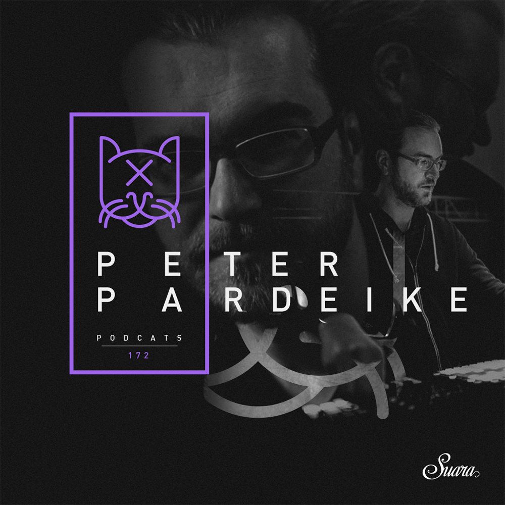 [Suara PodCats 172] Peter Pardeike (Studio Mix)
