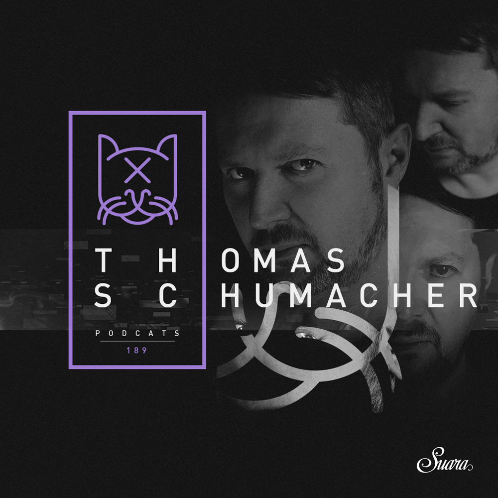 [Suara PodCats 189] Thomas Schumacher (Studio Mix)