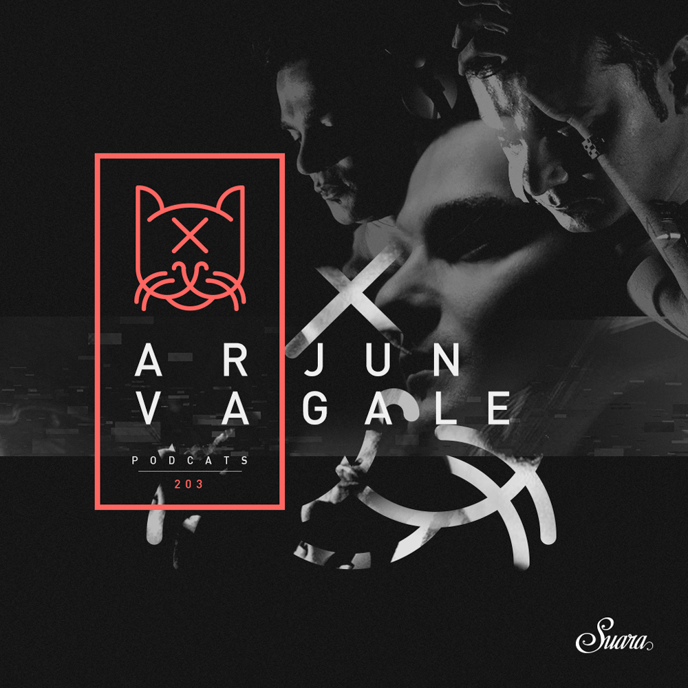 [Suara PodCats 203] Arjun Vagale @ SummerHouse (India)