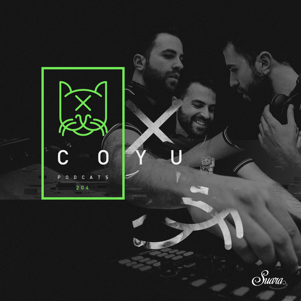[Suara PodCats 204] Coyu @ City At Night (Ottawa)