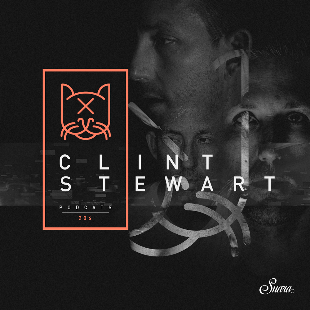 [Suara PodCats 206] Clint Stewart (Studio Mix)