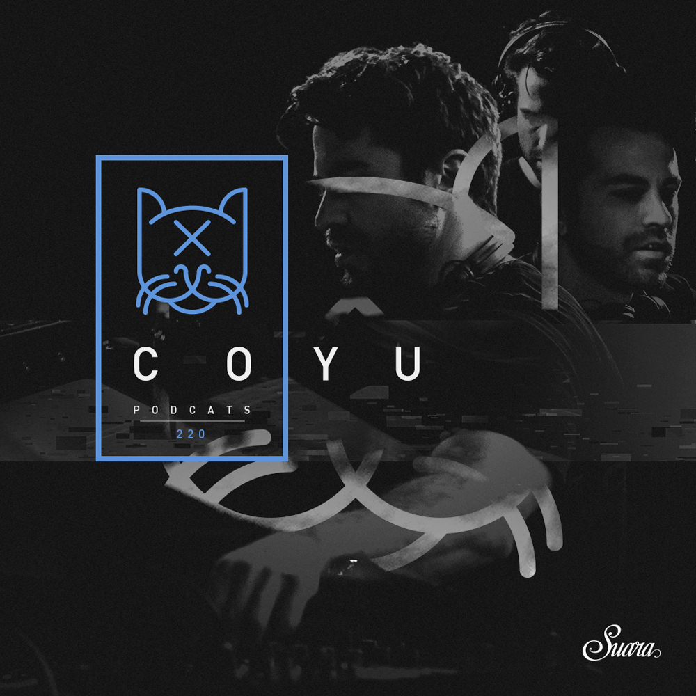[Suara PodCats 220] Coyu @ Le Rex (Toulouse, France)