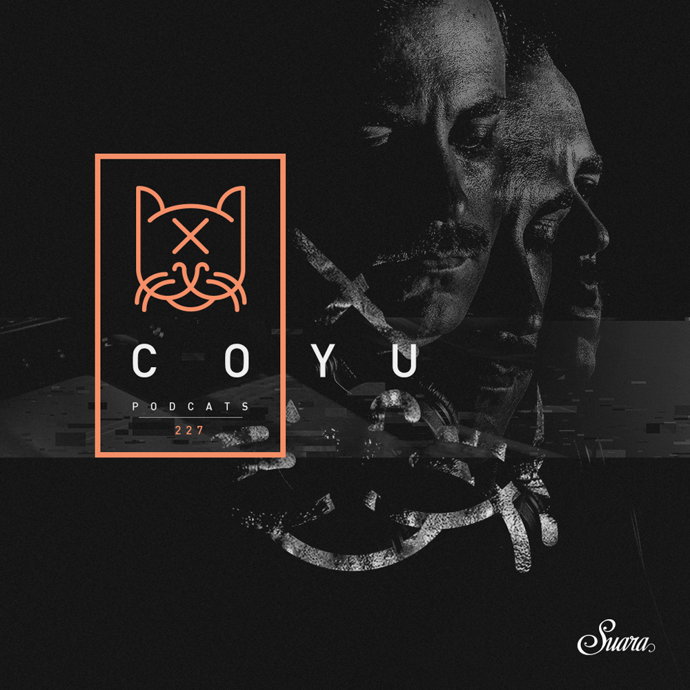 [Suara PodCats 227] Coyu @ Suara Showroom 2018