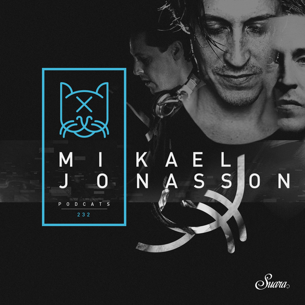 [Suara PodCats 232] Mikael Jonasson (Studio Mix)