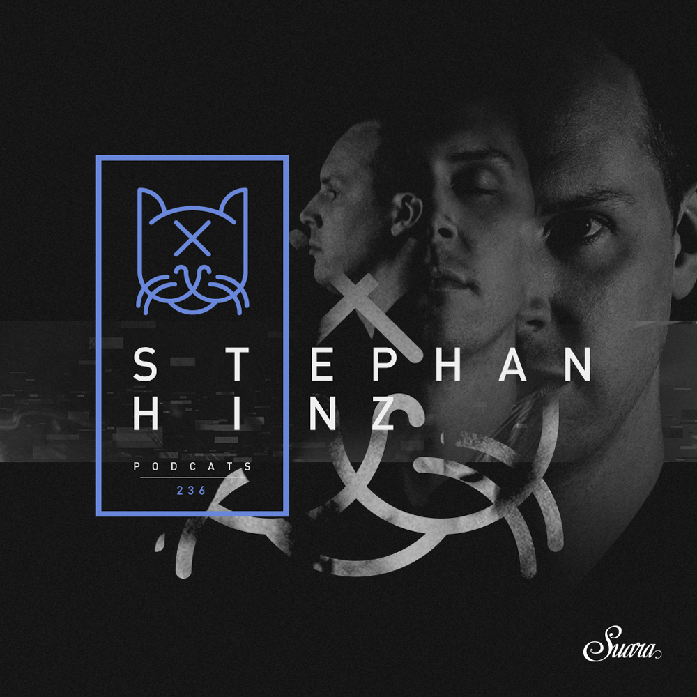 [Suara PodCats 236] Stephan Hinz @ Suara Showroom 2018