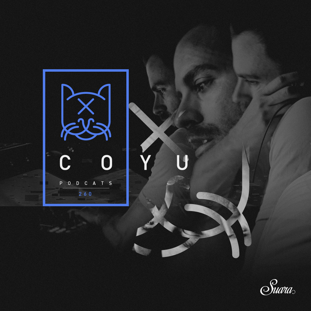 [Suara PodCats 260] Coyu @ Holy Ship (Day Two)
