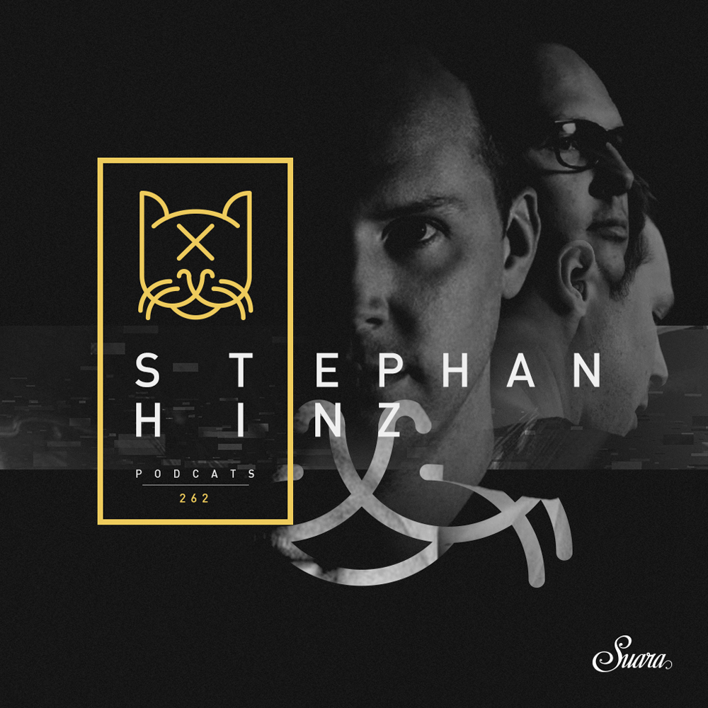 [Suara PodCats 262] Stephan Hinz (Studio Mix)