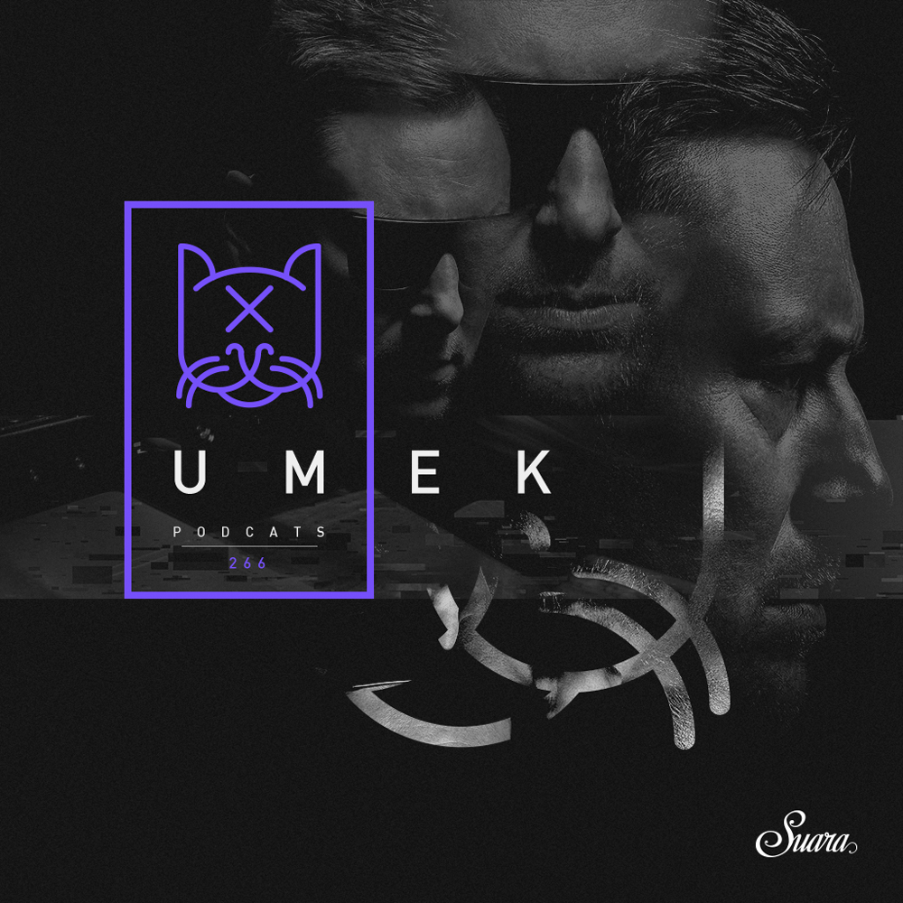 [Suara PodCats 266] Umek (Studio Mix)