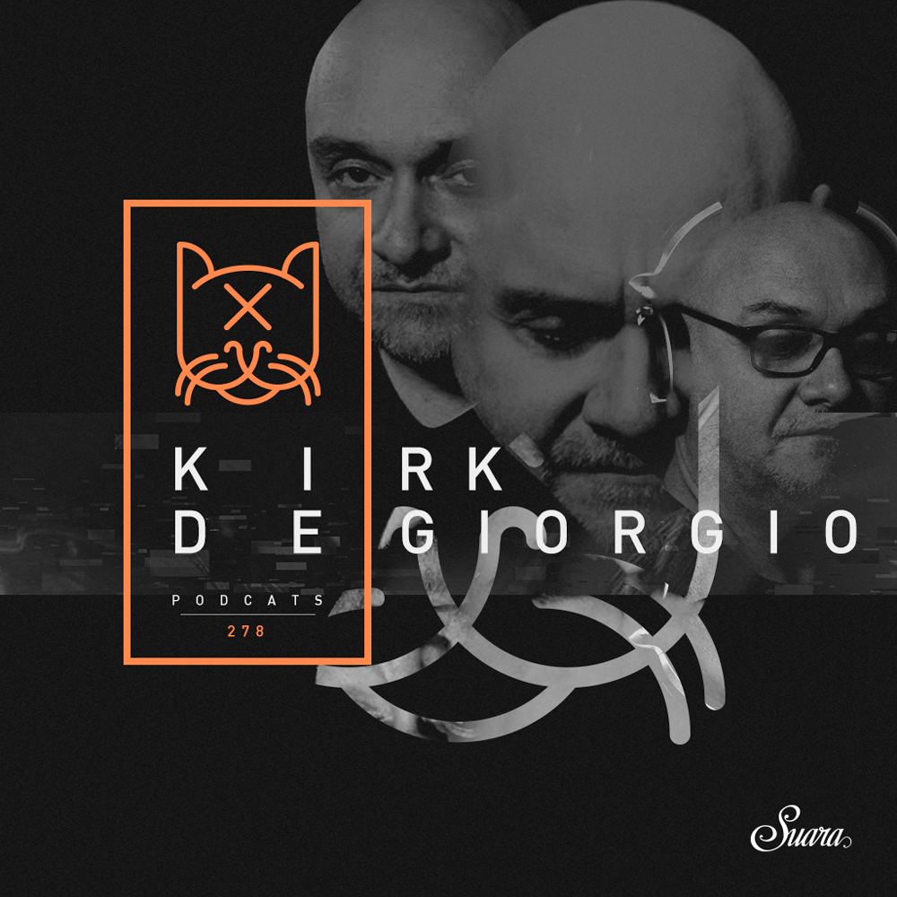 [Suara PodCats 278] Kirk Degiorgio (Journey Thru Night)